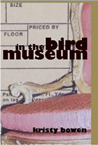 In the Bird Museum, Kristy Bowen